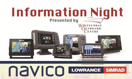 Information Night on Simrad and Lowrance