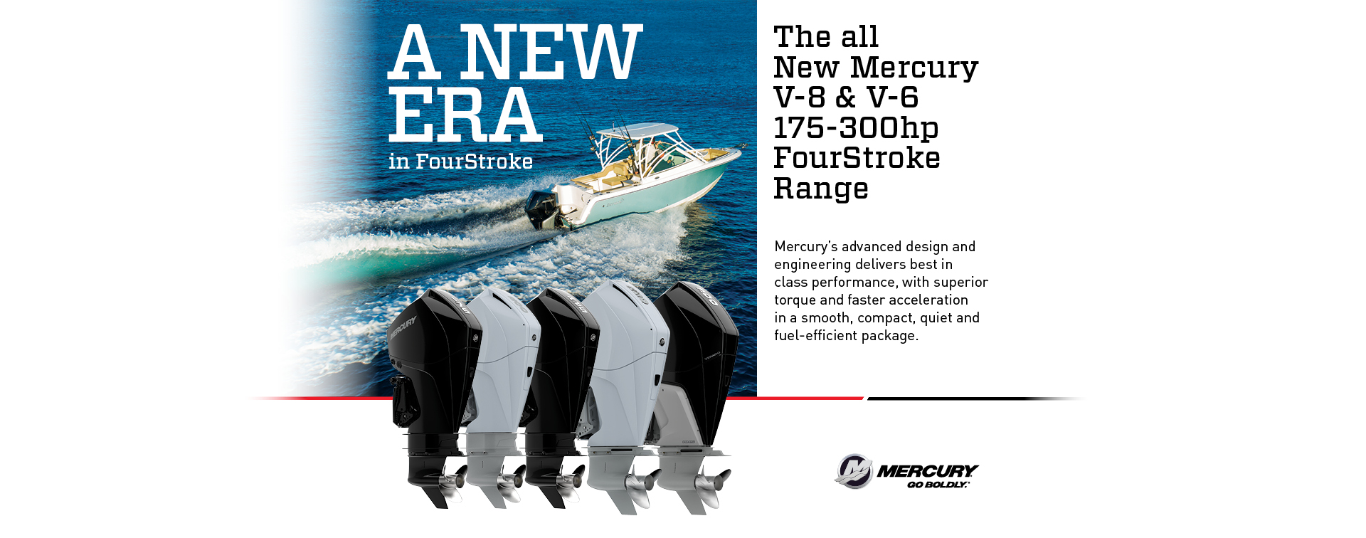 Stacer Boats, Mercury Outboards Engines Service Centre