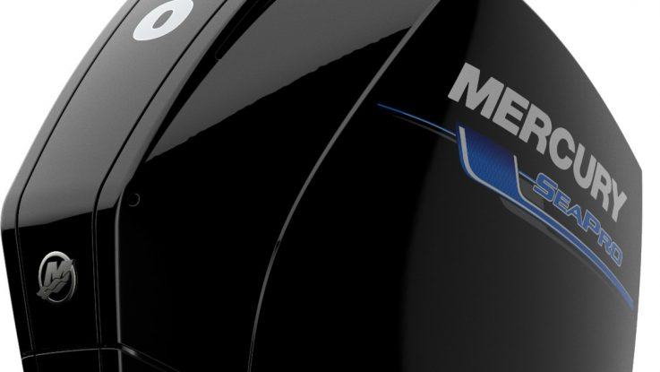 New Commercial V-8 SeaPro outboards