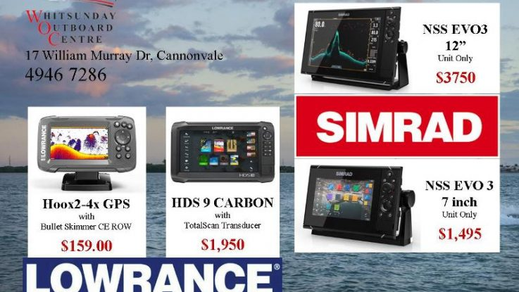 Lowrance and Simrad Special